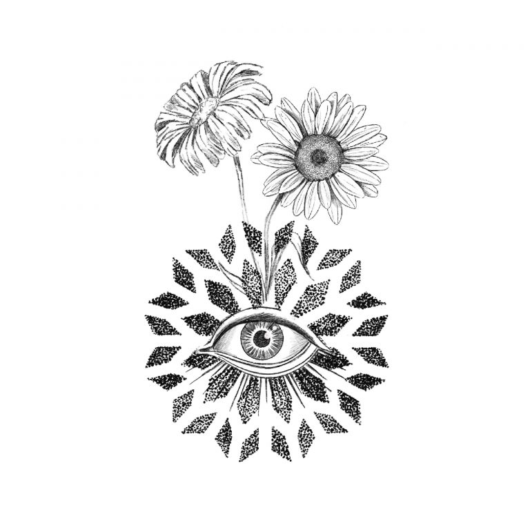 Ojo flores